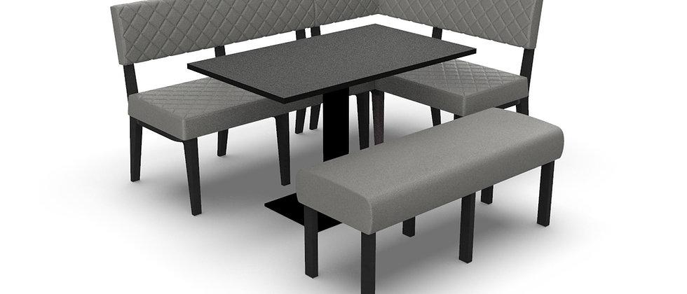 Simplicity Quilted -  Corner Set