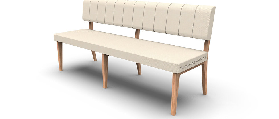 Simplicity Luxury - Straight 1800mm Booth Seating