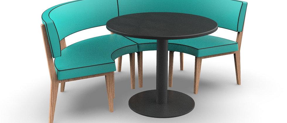Simplicity Elegant - 1/2 Circle Set