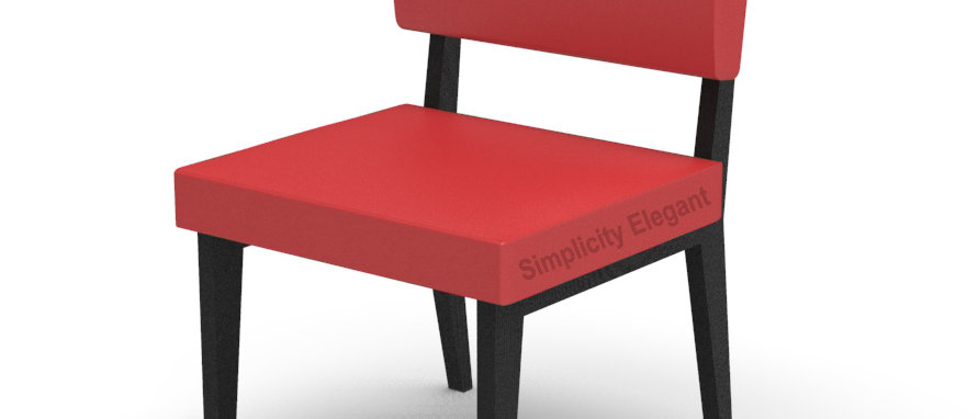 Simplicity Luxury - Straight 600mm Booth Seating