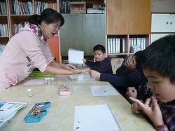 教育大智班學生圖畫顏色,培養畫畫的興趣2