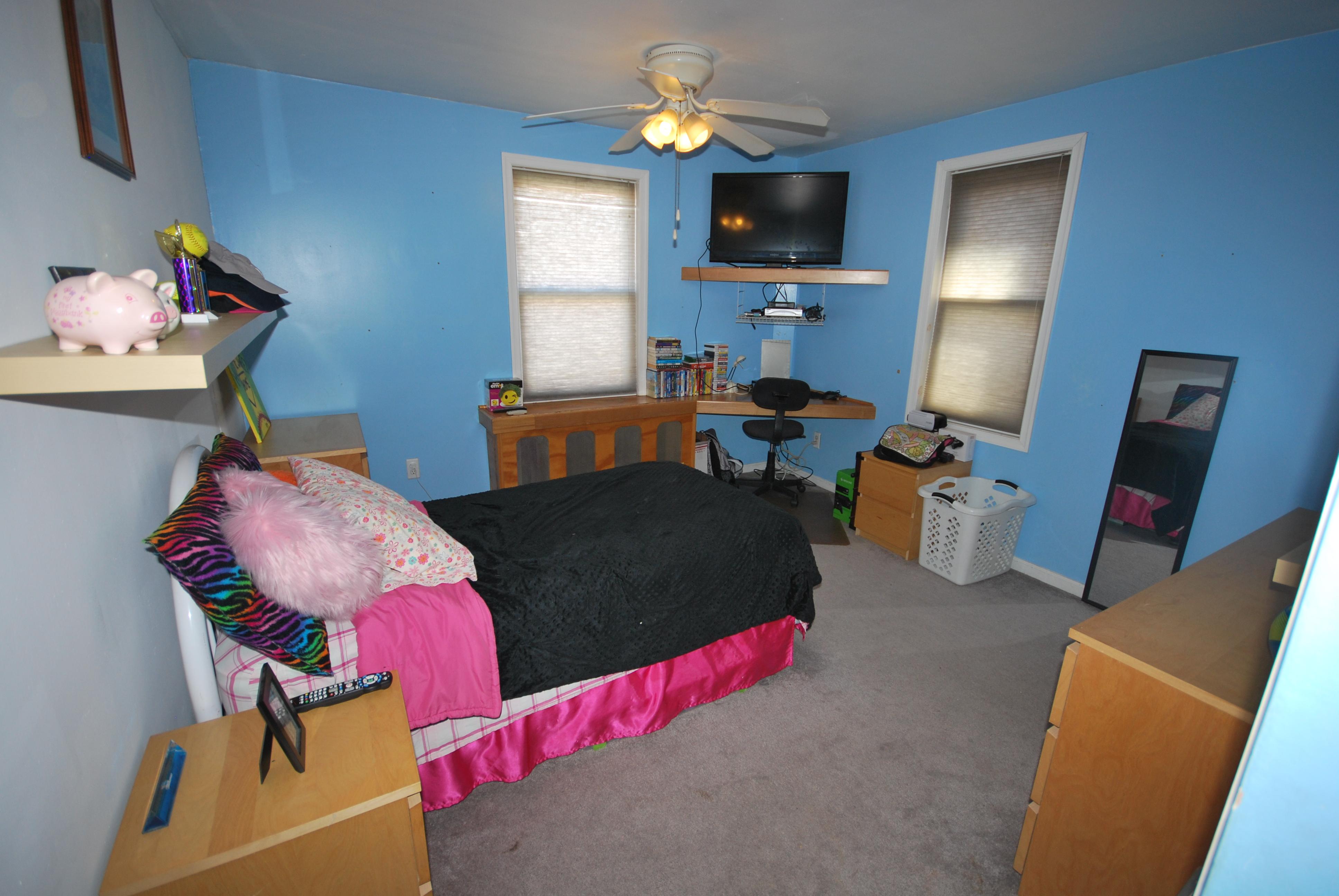 Back Bedroom