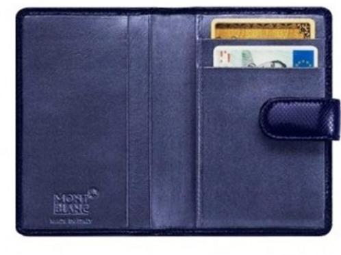 Mont Blanc porta carte di credito 106795