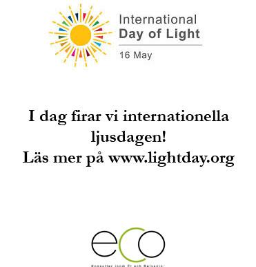 Internationella Ljusdagen