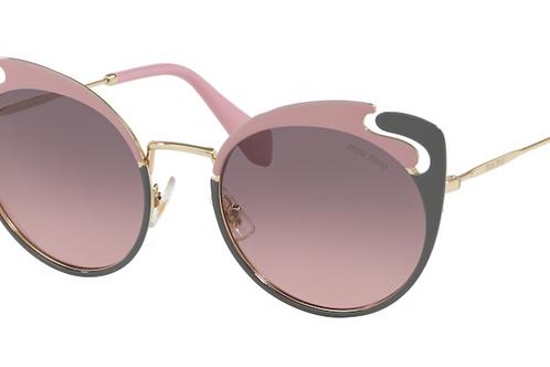 Occhiale da Sole Miu Miu M1R146 Pink Grey