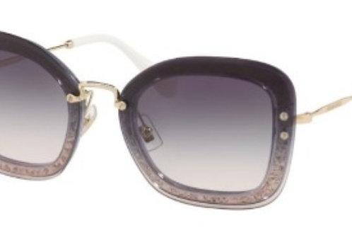Occhiali da Sole Miu Miu 86LNJ0 Glitter