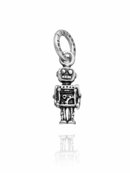 Giovanni Raspini Charm Robot