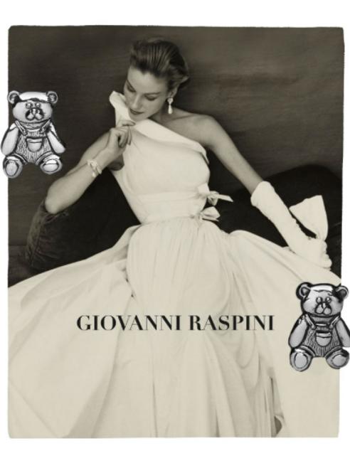Giovanni Raspini B174 Cornice Orsi Teddy Pinza