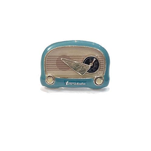 Taratata Anello Radio Vintage