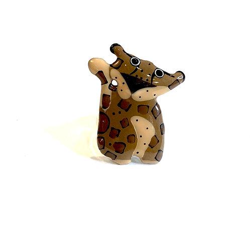 Taratata Anello Leopardo