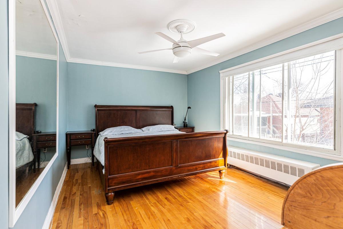 Chambre à coucher prinicpale