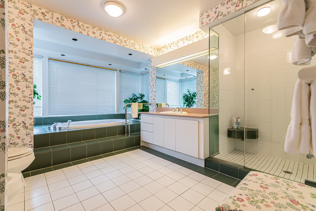 Salle de bain attenante à la CCP