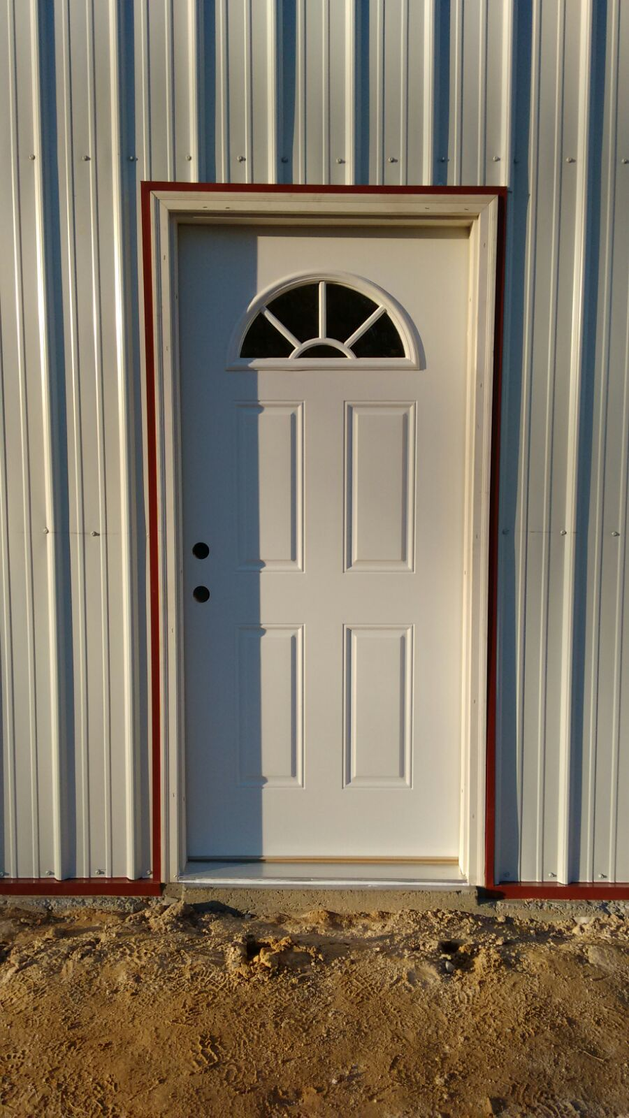 (10/10) Residential Entry Door