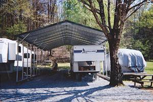 Box Eve Carport