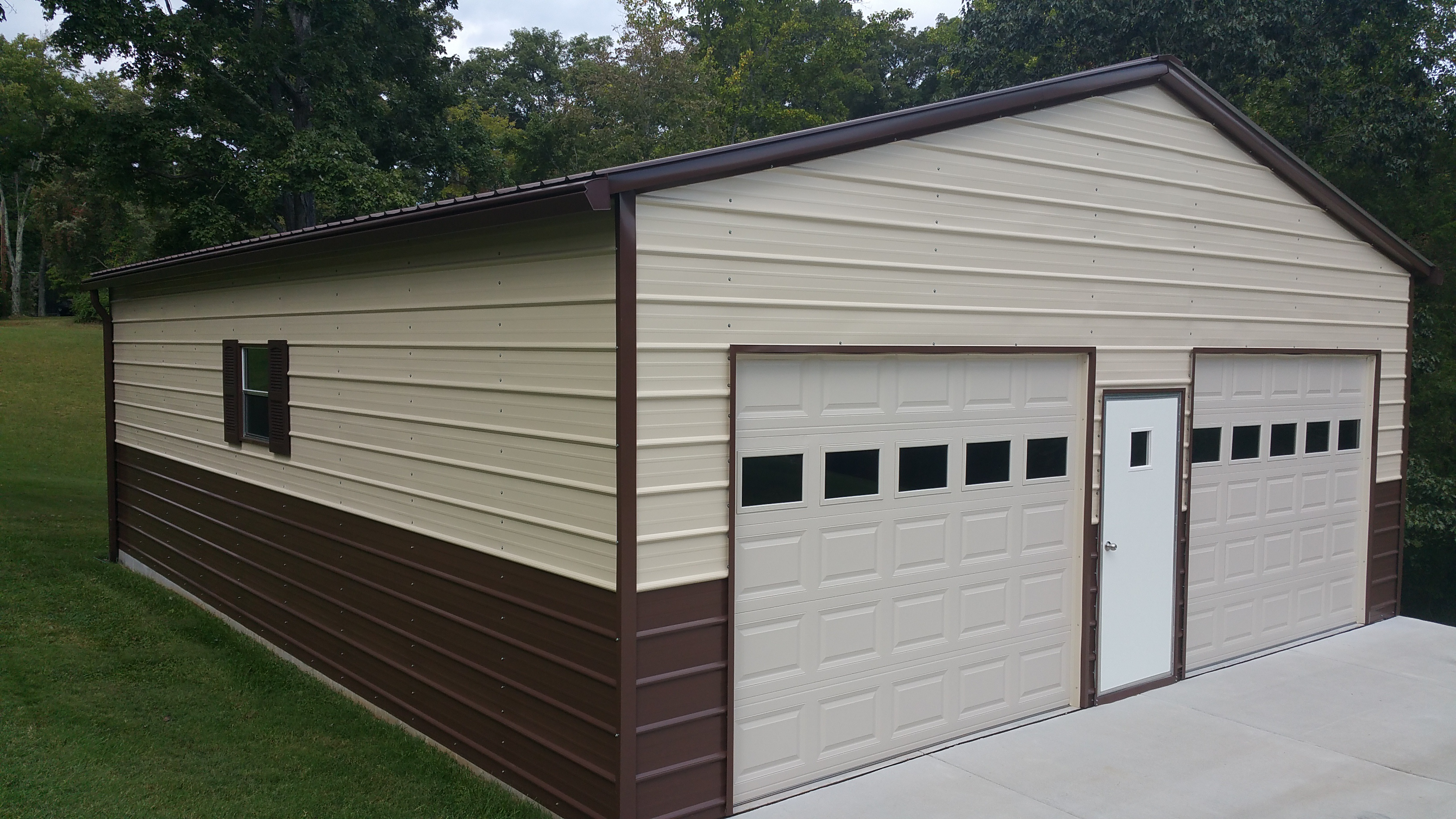Fixed Garage
