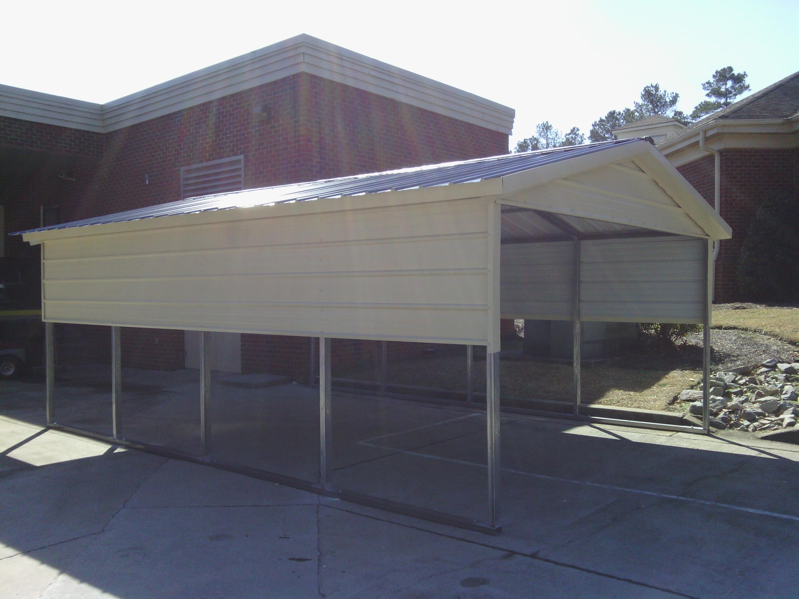 Carport 4