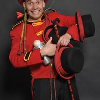 Magical Circus Ringmaster