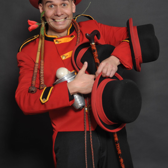 Magical Circus Ringmaster
