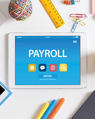 PAYROLL CONCEPT ON TABLET PC SCREEN.jpg