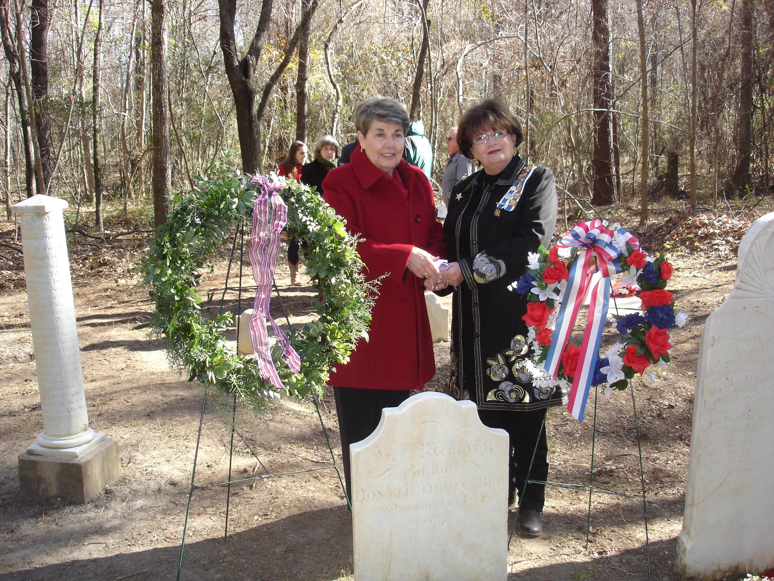 Woodstock Cemetery Ceremony