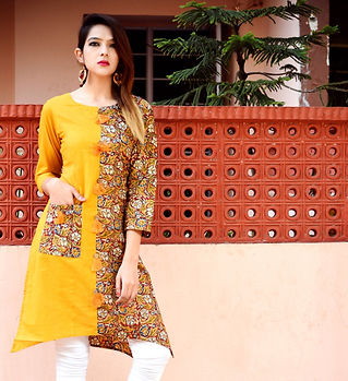 Best designer boutique in Ahmedabad for kurtis & tunics
