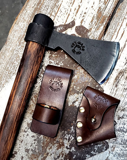 Hand forged Tomahawk.