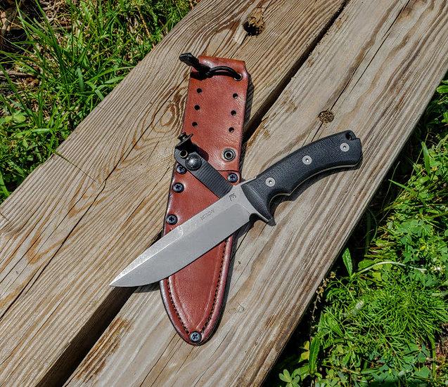 BFK-6 Leather Sheath