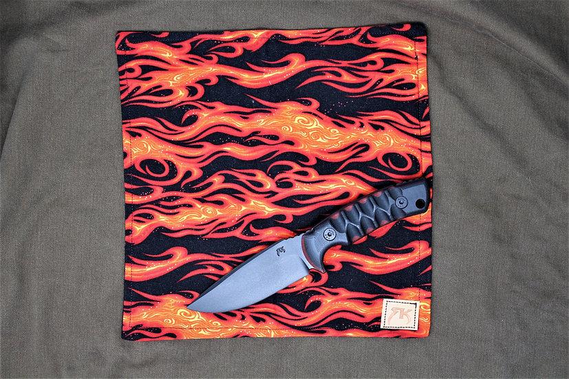 Rustick Rags Flames