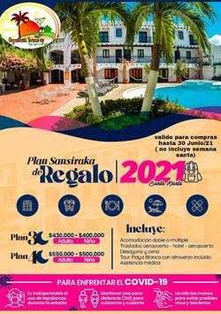 PLAN REGALO 2020