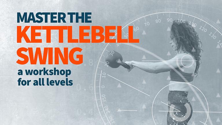 Kettlebell Swing Workshop