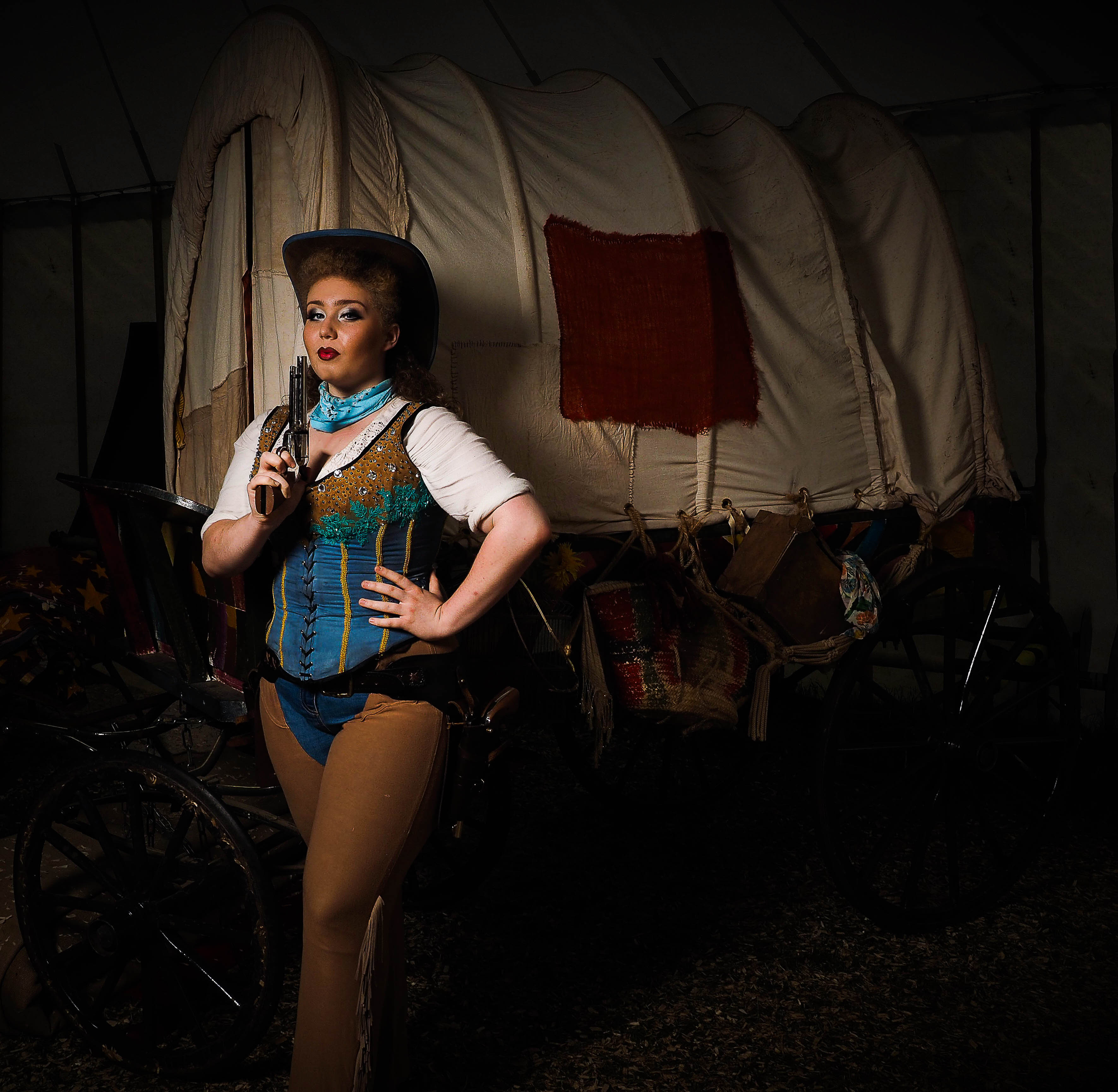 Cowgirl - Giffords Circus