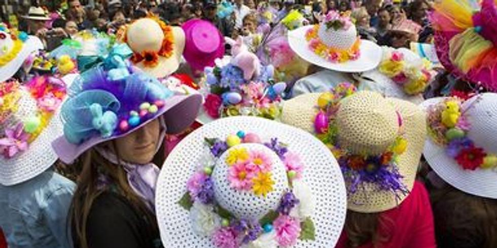 Orange Blossom Bonnet Parade