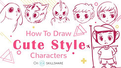 How To Draw Characters With Cute Style-YT封面照.jpg