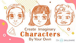 YT封面照-Create  Imaginary Characters By Your Own.jpg