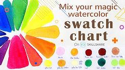 YT封面照-Mix watercolor swatch chart.jpg