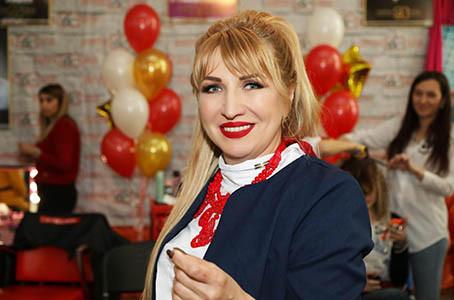 Елена Касич.  Красивым должен стремиться быть каждый