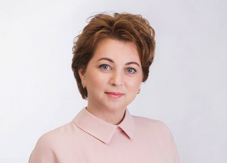 Елена Свиридова – то ли женщина, а то ли виденье…
