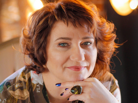 Ирина Купряхина. Швейная мастерская как творчество