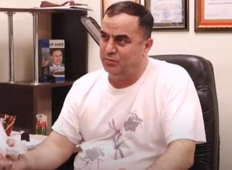 Ильяс Мамедов, предприниматель из Гая обеспечил медицинскими масками всех горожан