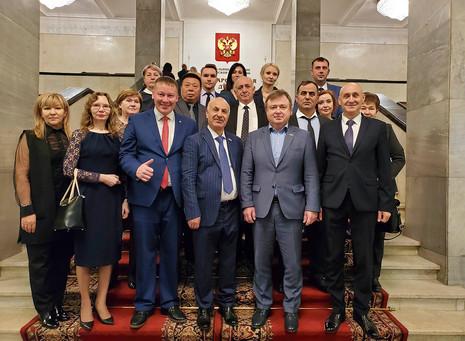 Предприниматели провели встречу в Государственной Думе