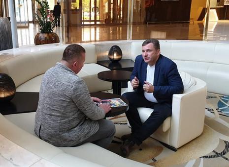 Александр Косов: «Предприниматель — это герой нашего времени, человек, который не боится брать ответ