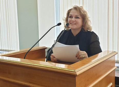 Елена Зайцева: «Задачу, поставленную президентом, невозможно решить без участия системы образования»