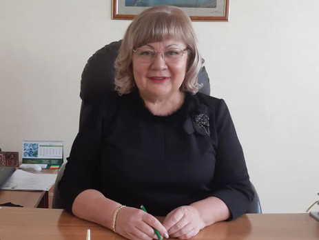 Валентина Шатохина ифлагман малой химии изАнгарска