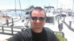 Daniel Gates Cape Computer Man