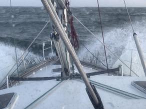 200 nm in 30 hours; Scheveningen to Dieppe