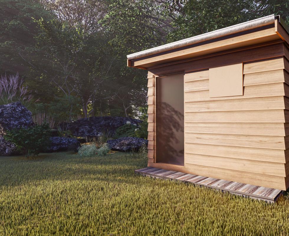 Sauna Macro 01
