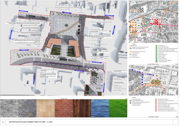 Revitalization of The Peace Square