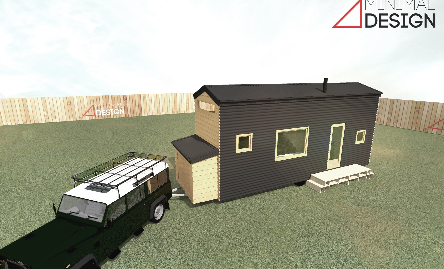 Tiny House - Dan & Jade