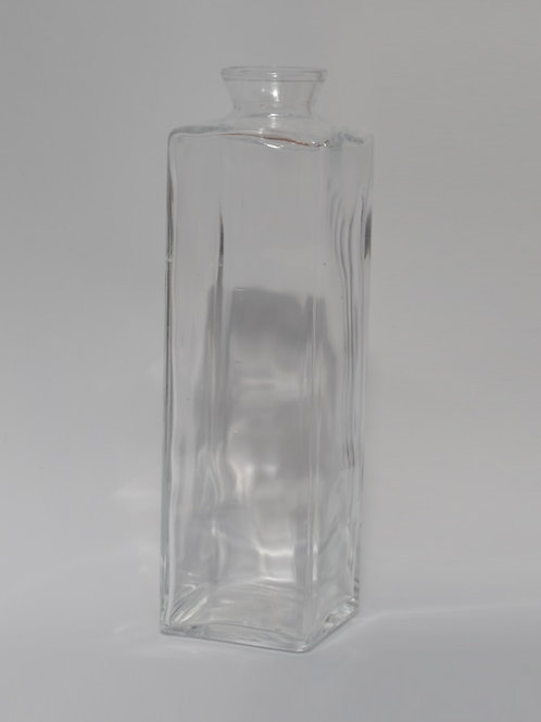 szögletes palackváza