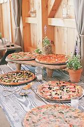 házi pizza